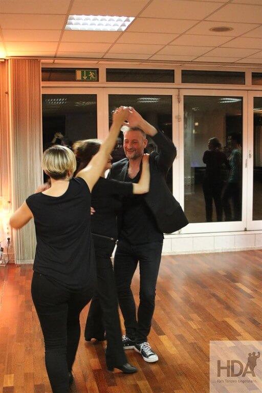 """Workshop """"Tanzwoche 2017 - Hamburg Dance Academy"""